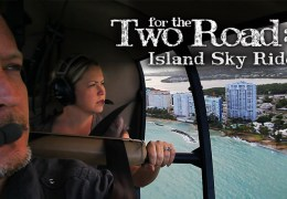 Exploring Beautiful Puerto Rico by Helicopter