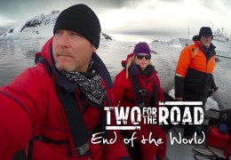 VIDEO: Ushuaia – Our Journey to the End of the World!