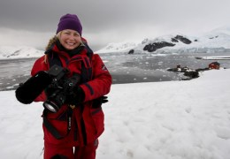 An Adventure in Antarctica? Sure! But What's a Girl to Pack?