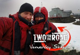 Episode Extra: Sippin' Homemade Vodka in Antarctica! (VIDEO)