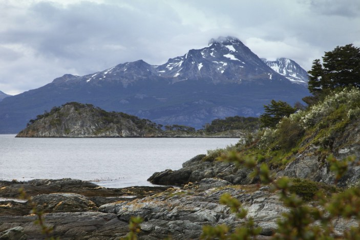 The beauty of Tierra del Fuego National Park.