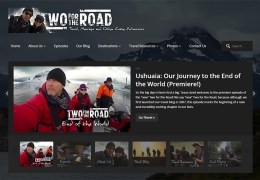 Welcome to the New Two for the Road Website!