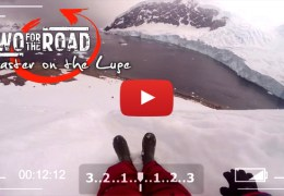 Episode Extra: Nik's Epic Wipeout on the Antarctic Luge (VIDEO)