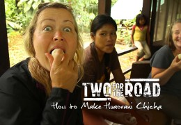 """Episode Extra: Making """"Chicha"""" with the Huaorani (VIDEO)"""