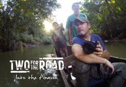VIDEO: Our Crazy Day Traveling Into the Ecuadorian Amazon