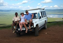 Photo Gallery: Our Amazing Day in the Ngorongoro Crater