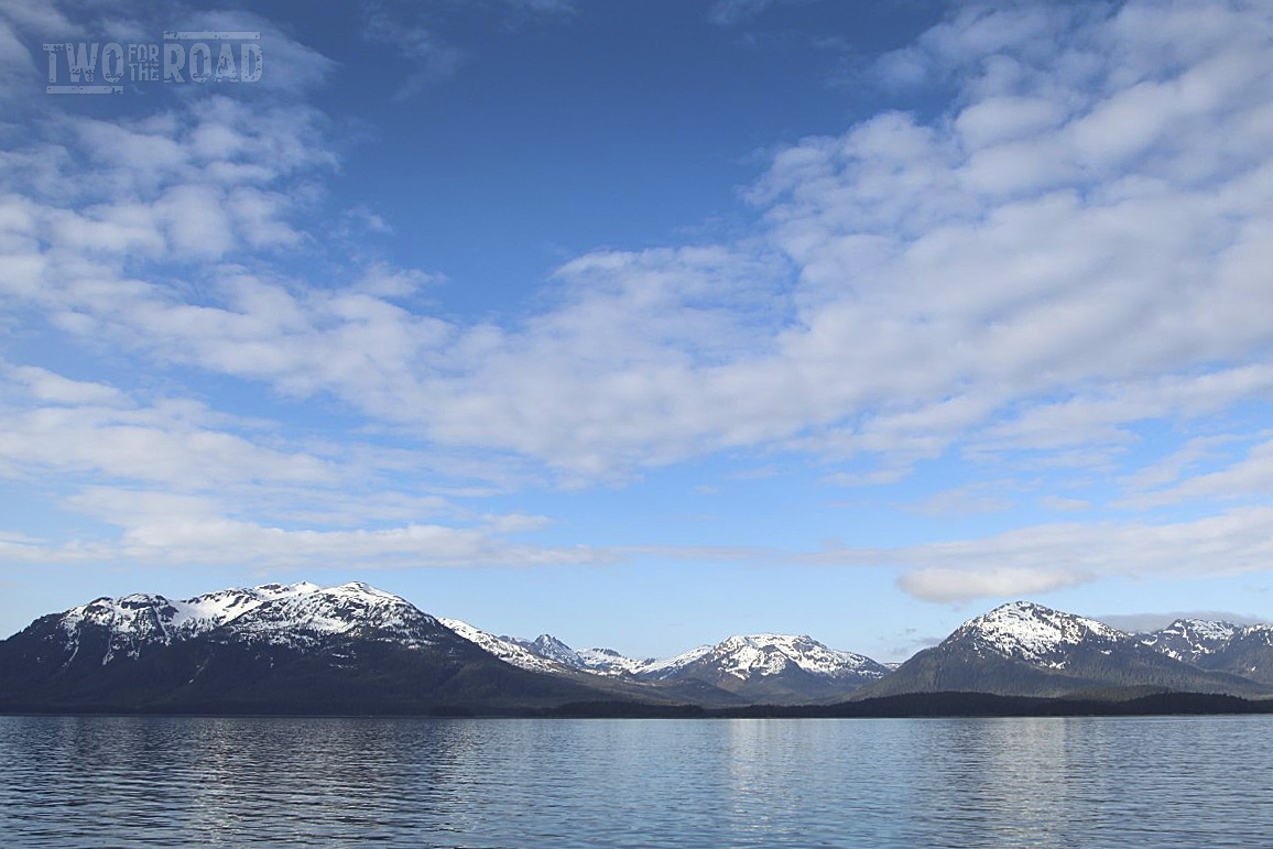 Two for the Road Photo of the Day: A Beautiful Day in Icy Strait, Alaska