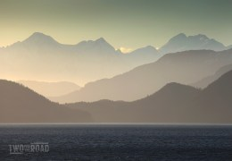 Photo of the Day: Alaska's Epic Landscape at Sunset