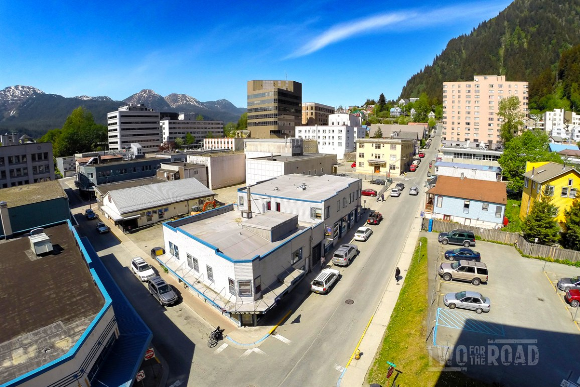 Photo of the Day: Downtown Juneau, Alaska