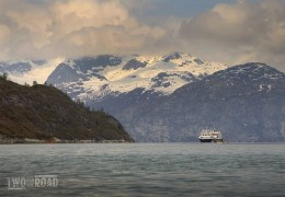 Photo of the Day: the Safari Endeavour in Glacier Bay National Park