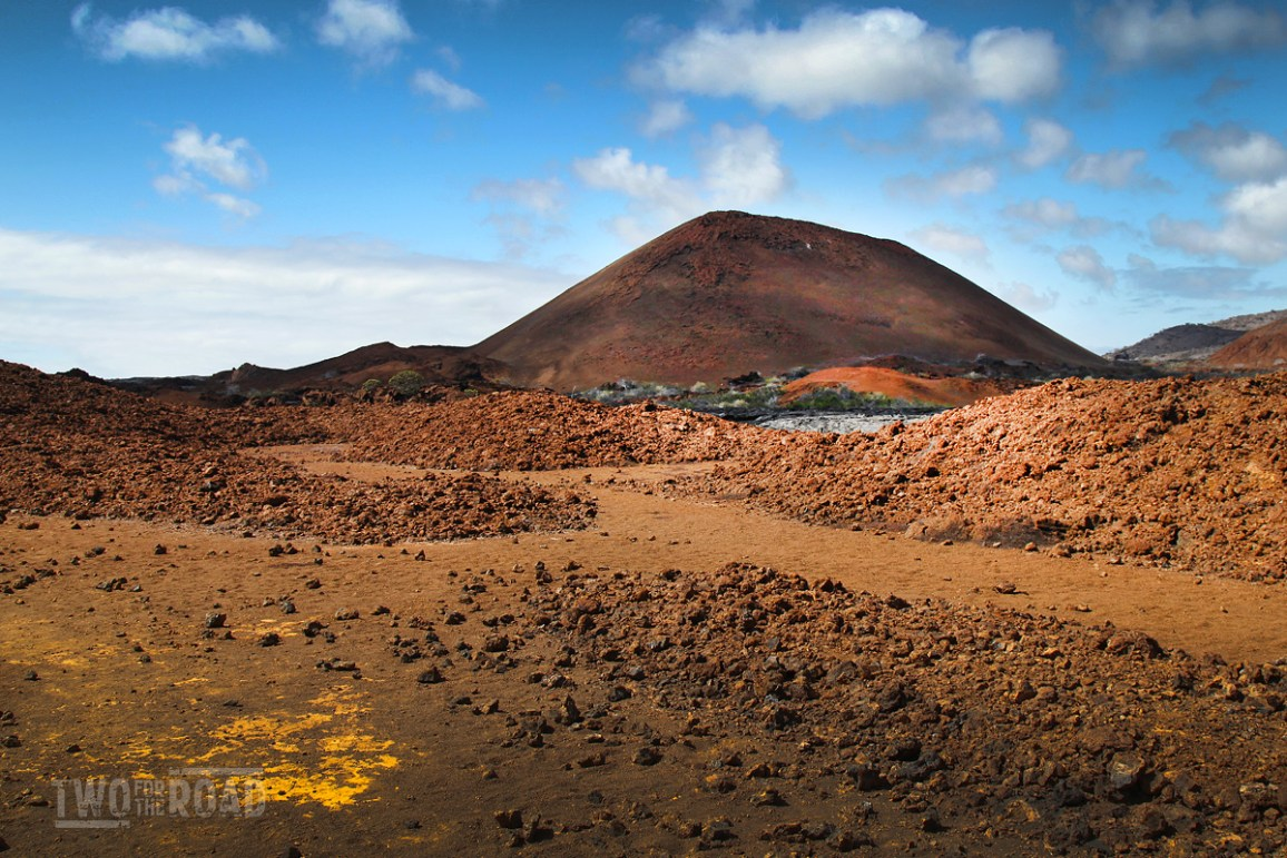 Two for the Road Photo of the Day: Santiago Island, Galapagos