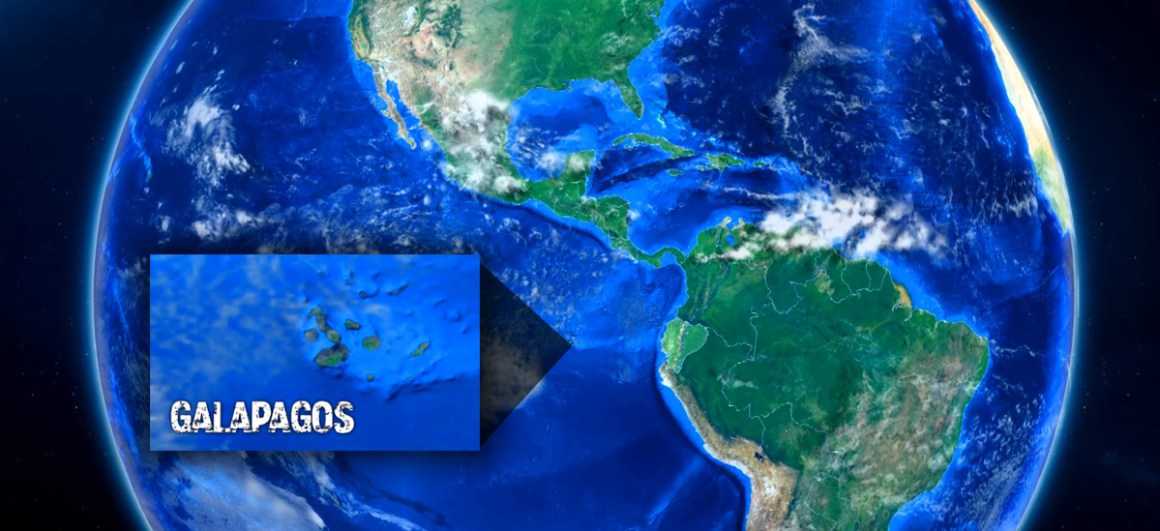 two for the road travel blog galapagos map