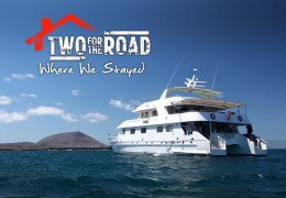 Where We Stayed: A Video Tour of Our Galapagos Catamaran
