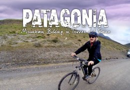 Episode Extra: Biking in Chile's Torres del Paine N.P. (VIDEO)