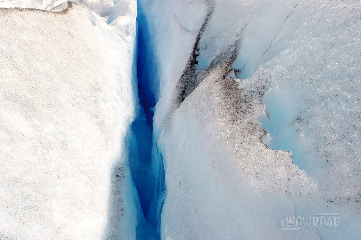 Two for the Road Photo of the Day: the Blue Rivers of Perito Moreno