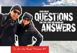 VIDEO: Questions and Answers About Us and Our Show