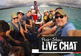 Galapagos Magic: Episode Eight LIVE Post-Show Facebook Chat