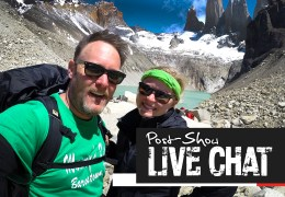 Epic Patagonia: Episode Six LIVE Post-Show Facebook Chat