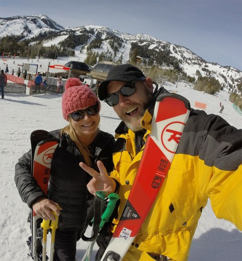 The skiing was absolutely fantastic! Thanks again to Jackson Hole Mountain Resort for an epic day!