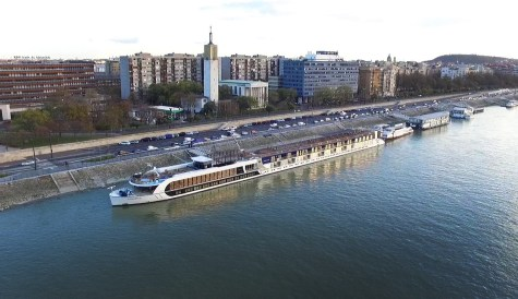 Our home on the Danube, the lovely AmaWaterways ship AmaCerto.