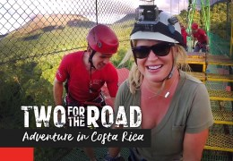 Episode Promo! Two for the Road: Adventure in Costa Rica (Part 1)