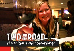 Episode Extra: Dinner at the Million Dollar Cowboy Steakhouse