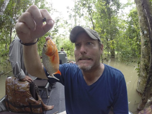 Aren't they the craziest? Catchin 'em was one heck of a thrill.