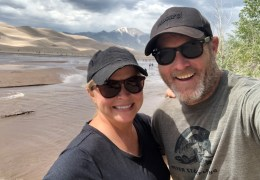 Yep! Time to Visit Colorado's Great Sand Dunes National Park. Now!