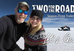 The Two for the Road Season Three Trailer is Here Y'all! Let's Go!