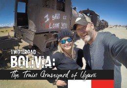 Episode Extra: Exploring the Train Graveyard of Uyuni, Bolivia