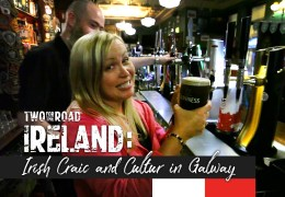 From the Episode: An Epic Night of Irish Craic and Cultur in Galway!