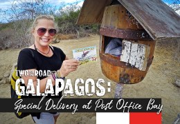 From the Episode: Connecting with the World at Post Office Bay in the Galapagos Islands