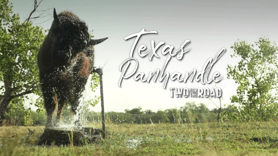 Two for the Road: Adventure, History and Heritage in Texas Panhandle (Special Extended Episode)