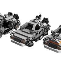 Big Build:  The DeLorean