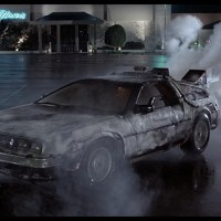 Four Films:  Time Travel - Back to the Future (1985)