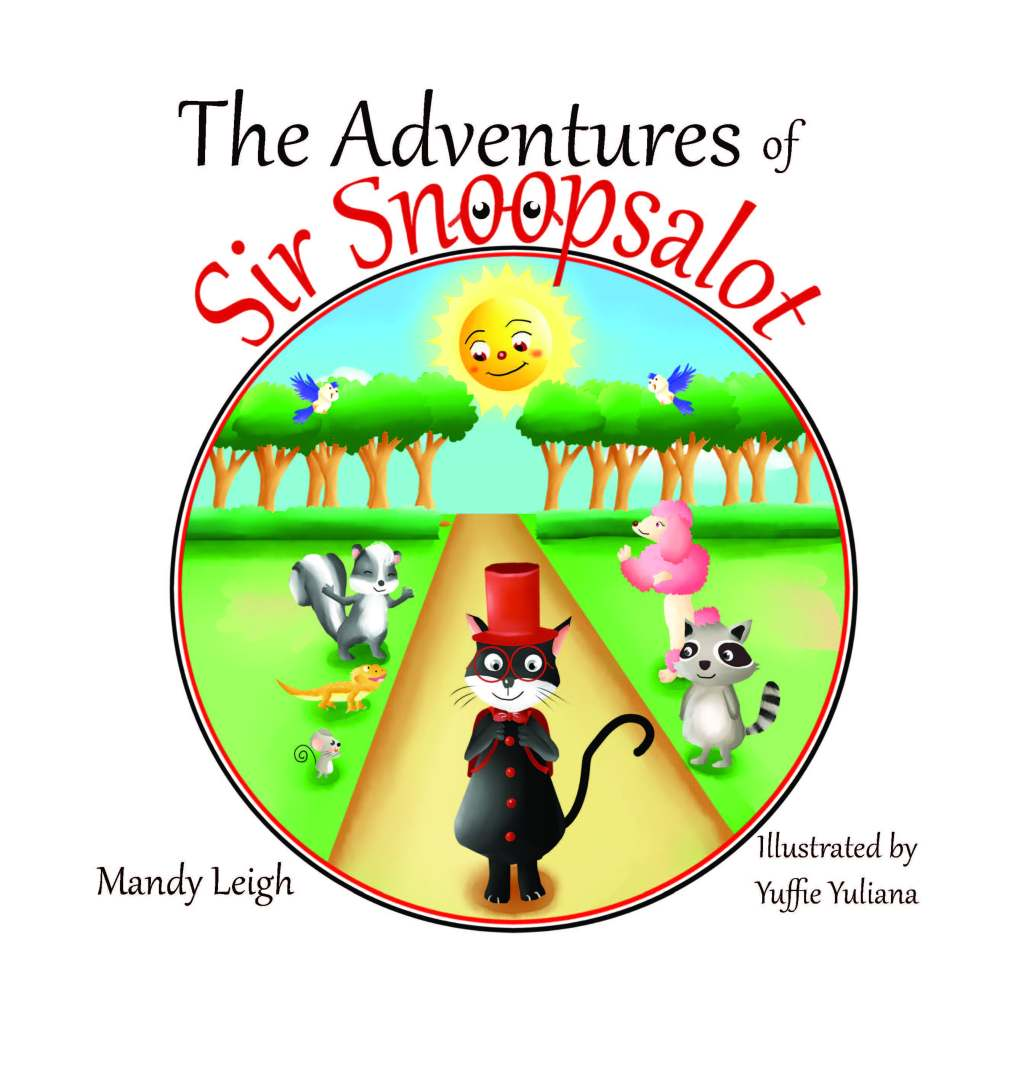 The Adventures of Sir Snoopsalot new cover front.1