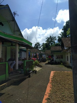 A Javanese neighborhood