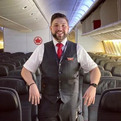 Tony | Air Canada