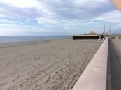 Almeria in the distance