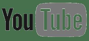 Youtube Logo BW sm