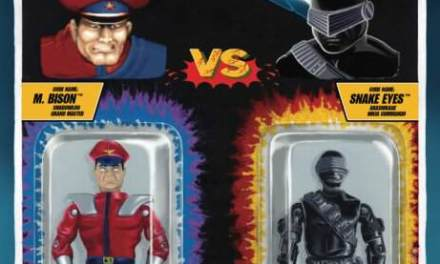 Between the Balloons: Fighting Comics and GI Joe with Aubrey Sitterson