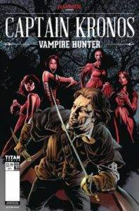 Captain Kronos Vampire Hunter #1 Review