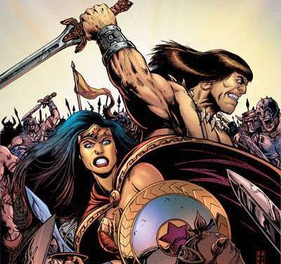 Wonder Woman/Conan #1 Review