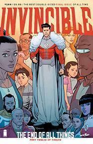 Invincible #144 Review