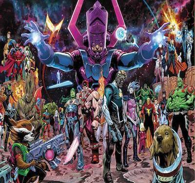 Guardians of the Galaxy #1 Review