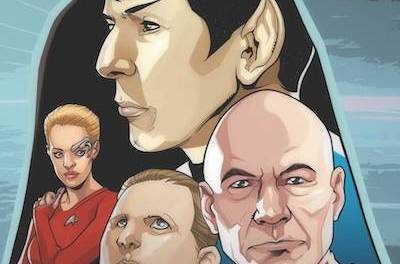 Star Trek: The Q Conflict #1 Review