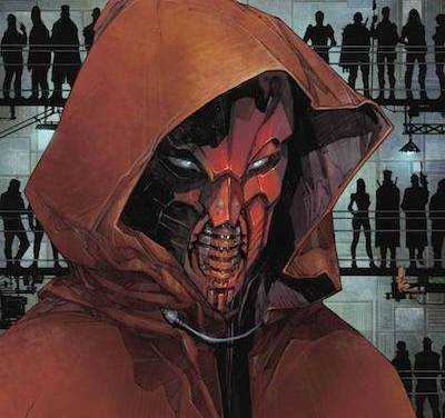 Event Leviathan #1 Review