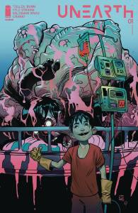 Unearth #1 Review