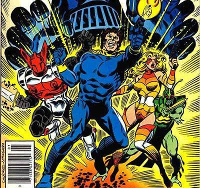 Two-Headed Nerd #545: Micronauts HOOOOO!