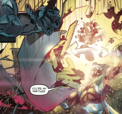 X-O Manowar #1 2020 Review